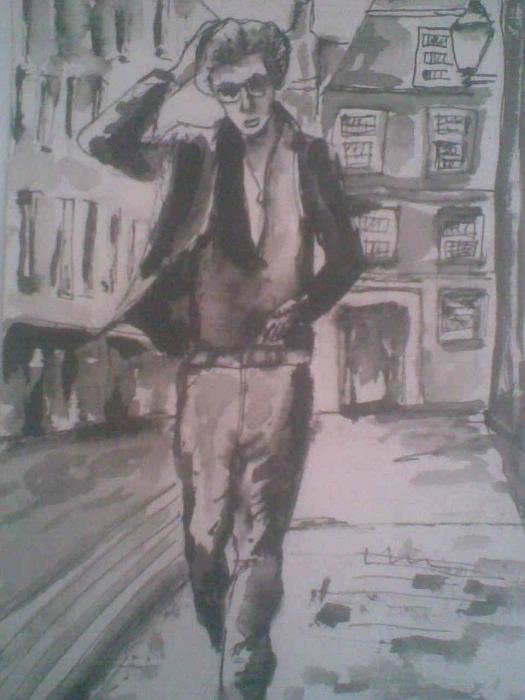 Alex Pettyfer by echo